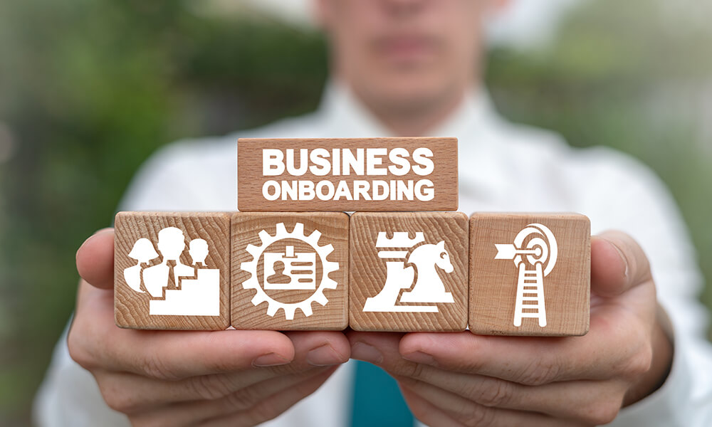 Business onboarding Lean Accelerate