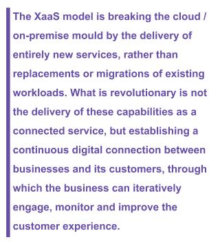 XaaS model