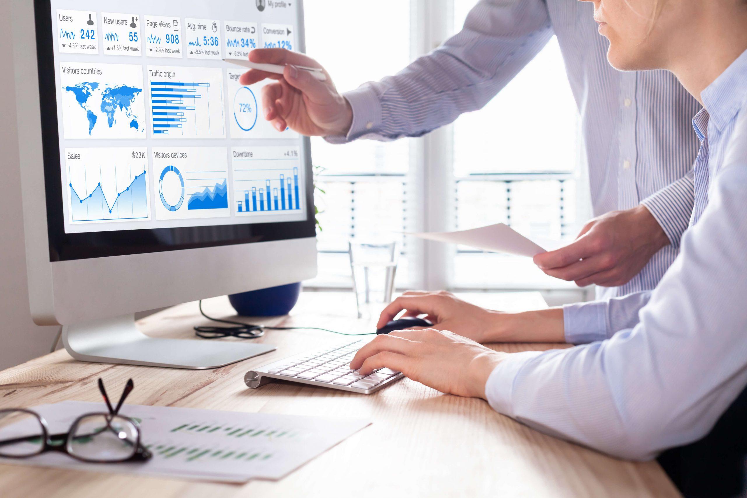 Metrics, metrics and more metrics